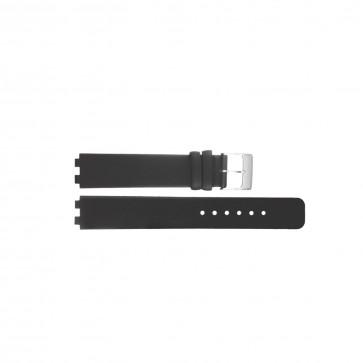 Danish Design watch strap IV12Q523 / IV13Q523 Leather Black 12mm