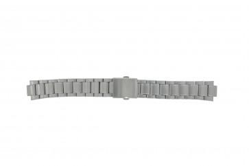 Pulsar watch strap VJ33-X004 Metal Silver