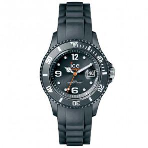 Watch strap Ice Watch 001423 Rubber Grey