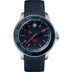 Watch strap Ice Watch BM.BRD.U.L.14 Leather Blue