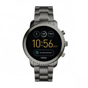 Fossil FTW4001 Q Explorist horloge Digital Men Digital Smartwatch