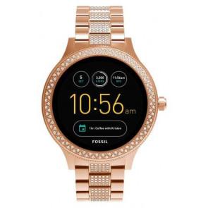 Fossil FTW6008  Q EXPLORIST SMARTWATCH 44MM Digital Women Digital Smartwatch