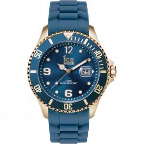 Watch strap Ice Watch IS.OXR.B.S.13 Rubber Blue
