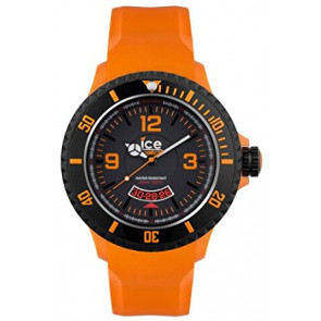 Watch strap Ice Watch DI.OE.XB.R.11 Rubber Orange