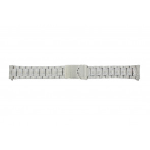 Calypso watch strap K5112 / K5118 Metal Silver 20mm