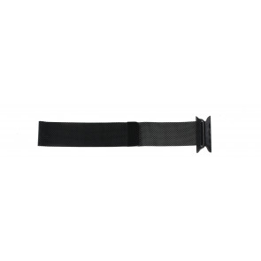 Apple (replacement model) watch strap LS.AB.108 Steel Black 42mm