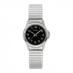 Olympic watch strap OL26DSS107 Metal Silver 15mm