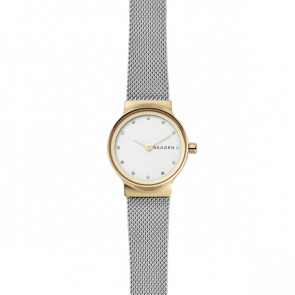 Watch strap Skagen SKW2666 Steel Stainless steel 14mm
