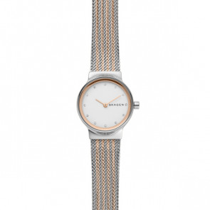 Watch strap Skagen SKW2699 Steel Bi-color 14mm