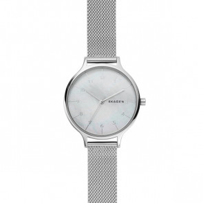 Watch strap Skagen SKW2701 Steel Stainless steel 14mm
