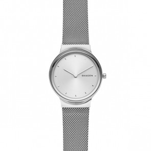 Watch strap Skagen SKW2705 Steel Stainless steel 16mm