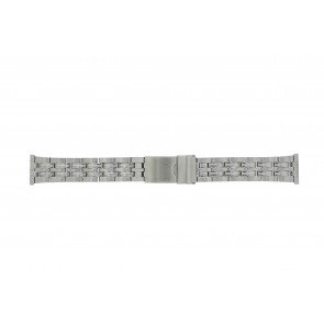 Morellato watch strap ST1420 Metal Silver 20mm