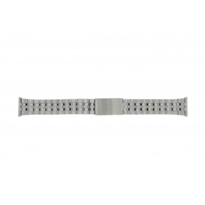 Morellato watch strap ST1520 Metal Silver 20mm