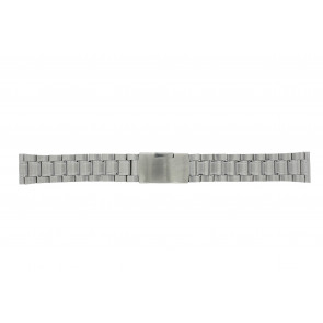 Other brand watch strap ST20Z Metal Silver 20mm