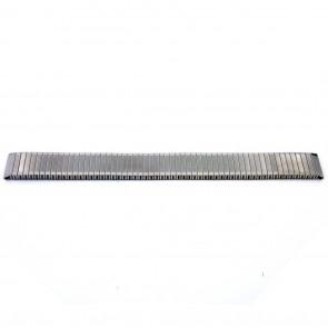 Watch strap V54I Metal Silver 24mm