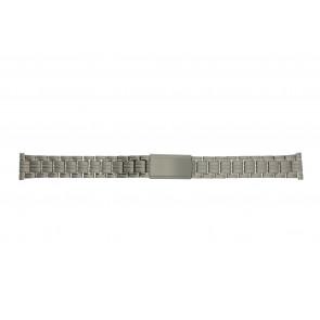 Watch strap K63248755 Titanium Silver 14mm