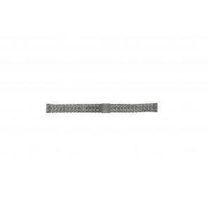 Morellato watch strap A02D01810130140099 Steel Silver 14mm