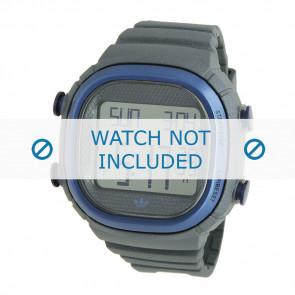Adidas watch strap ADH2130 Plastic Grey 30mm