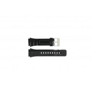 Adidas watch strap ADH4003 Rubber Black 21mm