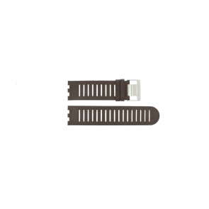 Alessi watch strap AL14001 Leather Brown 25mm