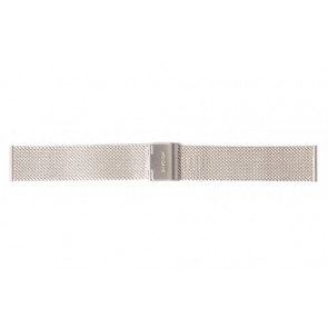 Mondaine watch strap A669.30305.11SBM / 30305 / BM20062 / 30008 / 30305 / 30323  Metal Silver 16mm