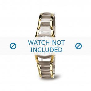 Boccia watch strap 3140-02 Titanium Gold (Doublé) 22mm