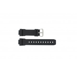 Casio watch strap DW-004C-1VST / DW-9051-DW-9052 / 71606395 Plastic Black 16mm