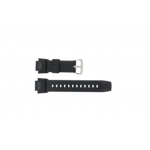 Casio watch strap PRG-270-1 Rubber Black 16mm