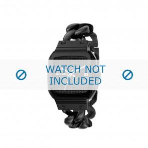 Diesel watch strap DZ5181 Metal Black 23mm