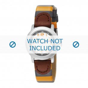 Esprit watch strap ES106414-40GG Leather Yellow