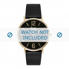 Ice Watch watch strap CT.BGD.36.L.16 Leather Black 18mm