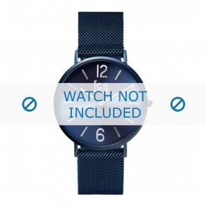 Ice Watch watch strap 012712 / 012713 Metal Blue 20mm