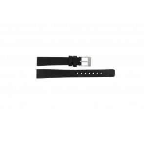 Diesel watch strap DZ-2074 Leather Black 14mm