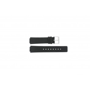 Danish Design watch strap IV12Q884 Leather Black 14mm