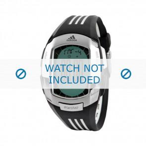 Adidas watch strap ADP1634 Silicone Black 17mm