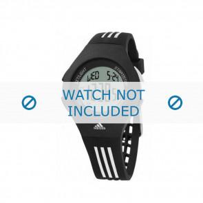 Adidas watch strap ADP6016 Rubber Black 24mm