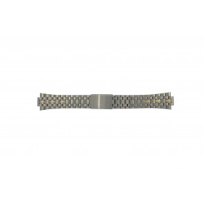 Pulsar watch strap V657-8000 / PJN010P1 / 70Q6XG Titanium Bi-color 11mm