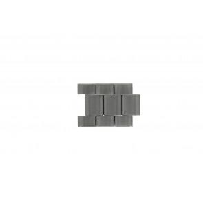 Fossil JR1437 Links Steel Silver 24mm