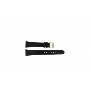 Skagen watch strap 523XSGLD Leather Brown 20mm