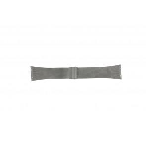 Skagen watch strap 696XLTTM Metal Silver 32mm
