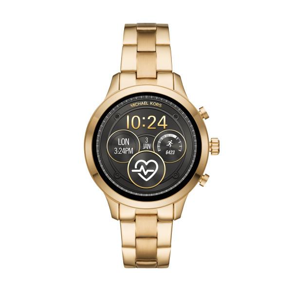 62c119a463e4d Watch strap Michael Kors MKT5045 Steel 18mm