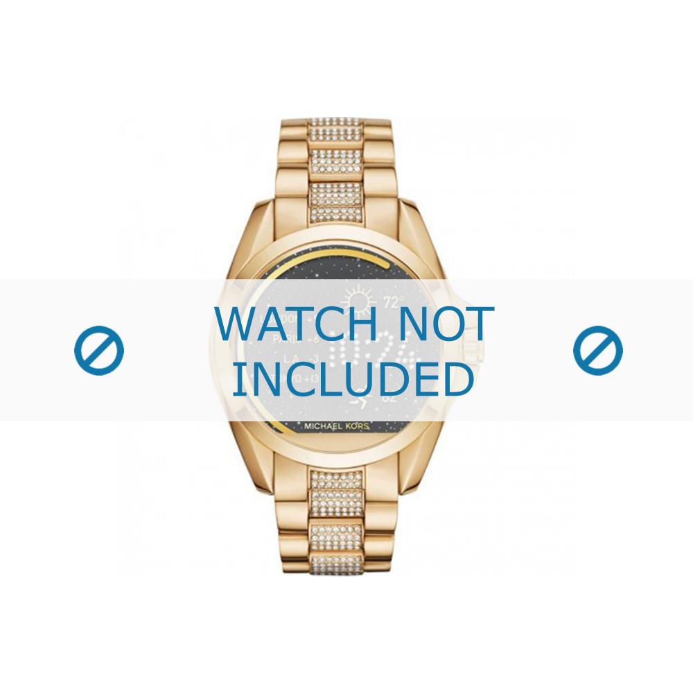 8dabe42a5af6 Michael Kors watch strap MKT5002 ⌚ - Michael Kors - Order online