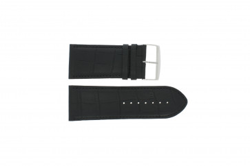 Watch strap Universal 305.01 Leather Black 36mm