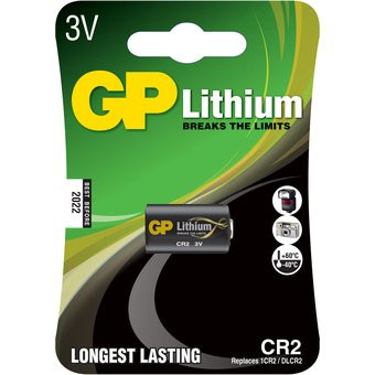 Gp photo battery CR2