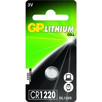 Button cell GP CR1220