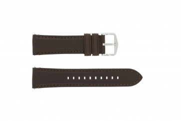 Watch strap Fossil FS4735 / FS4813 Leather Brown 22mm