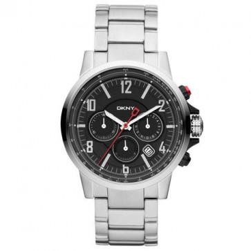 Watch strap DKNY NY1326 Steel Steel 13mm