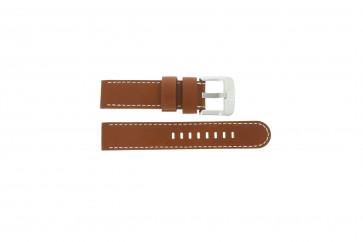 Danish Design watch strap IQ12Q711 / IQ12Q888 Leather Brown 20mm
