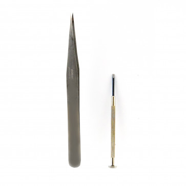 Screwdriver / tweezers set E-1014