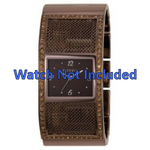 Fossil watch band ES1718